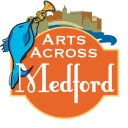 Arts Across Medford logo