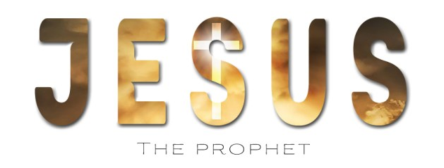 Jesus the Prophet Sermon Series graphic