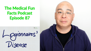 YouTube thumbnail Legionnaires' disease Gary Lum