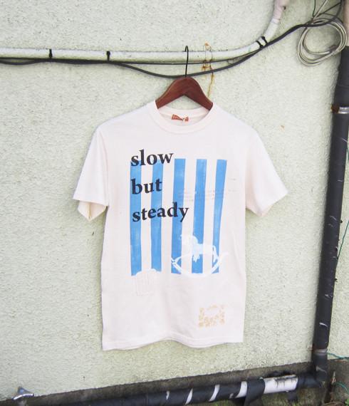 Tシャツ-BLストライプ size1 Tシャツ・カットソー barberpole 通販|Creema(クリーマ) ハンドメイド・手作り ...