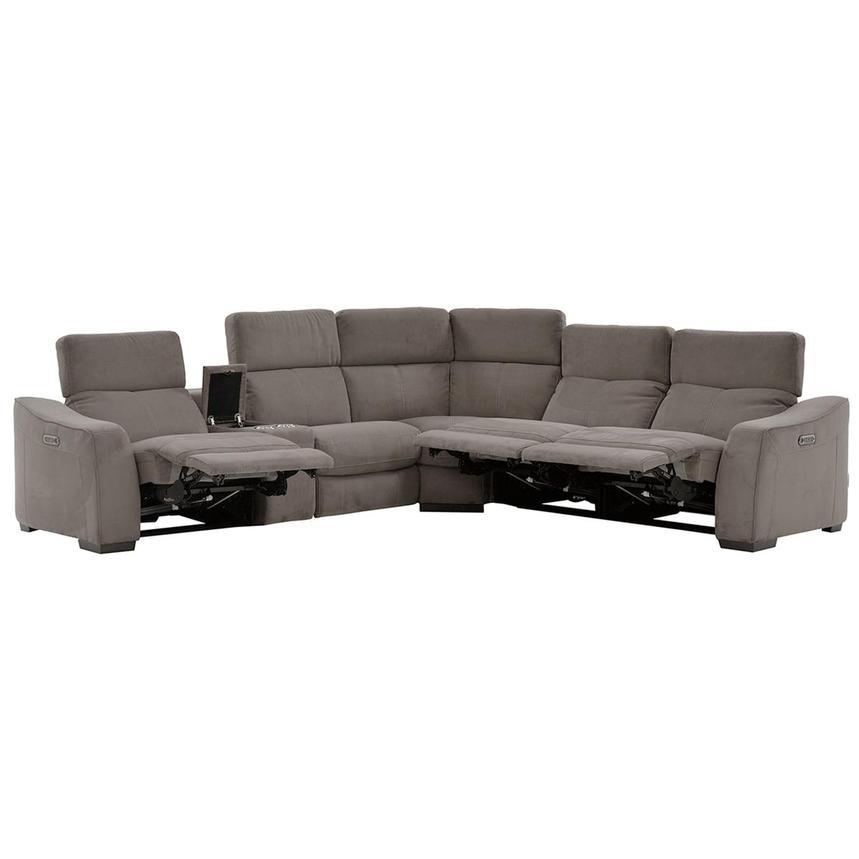 Jameson Dark Gray Power Motion Sofa WRight Amp Left