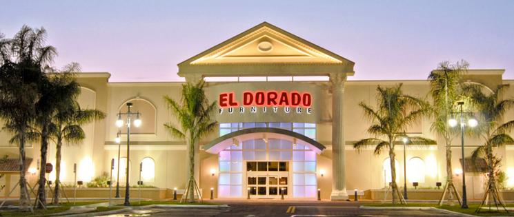 In 1967, manuel capo and his family opened a furniture store in miami called el dorado, named for the boat on which they'd escaped from cuba. Coming Soon! El Dorado Furniture - Wesley Chapel Boulevard ...