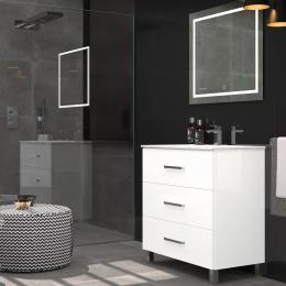 meuble salle de bains haut de gamme a