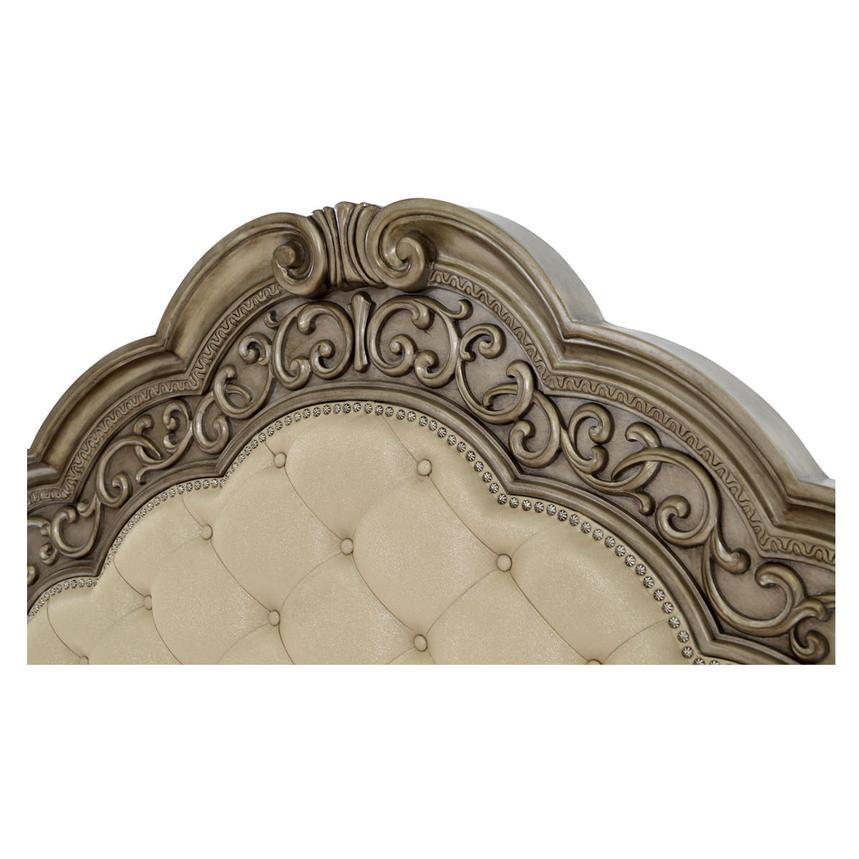 San Marcos Queen Platform Bed El Dorado Furniture