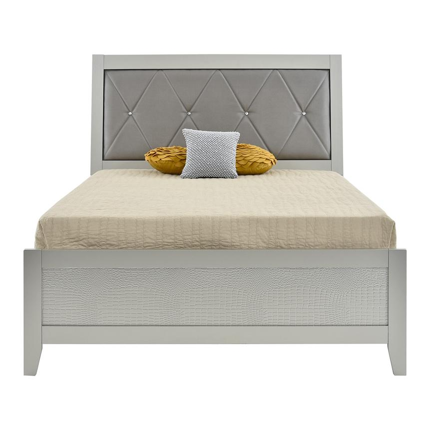 Contact us today for a free case review. Olivia Twin Panel Bed | El Dorado Furniture