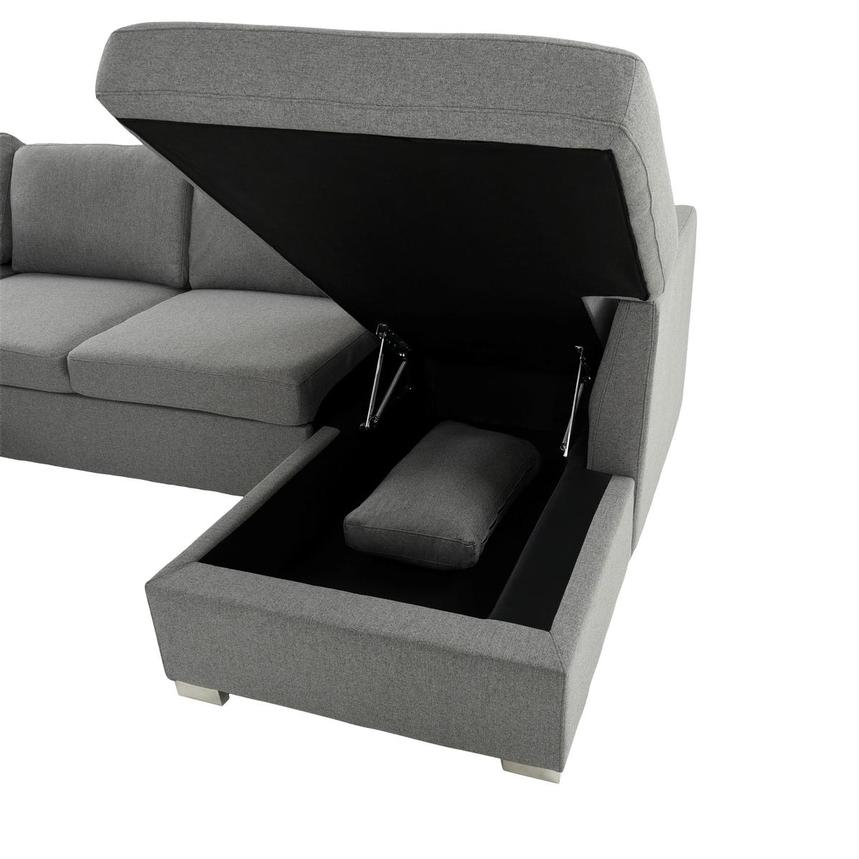 vivian sectional sleeper sofa w right chaise