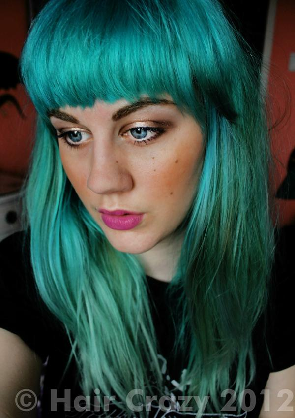 Ceedlings Punky Colour Turquoise Punky Hair