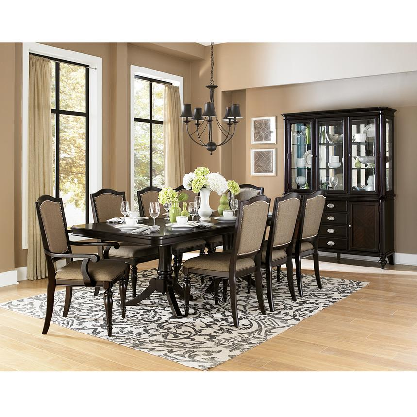 Seraphina 5 Piece Formal Dining Set   El Dorado Furniture Seraphina 5 Piece Formal Dining Set alternate image  2 of 11 images