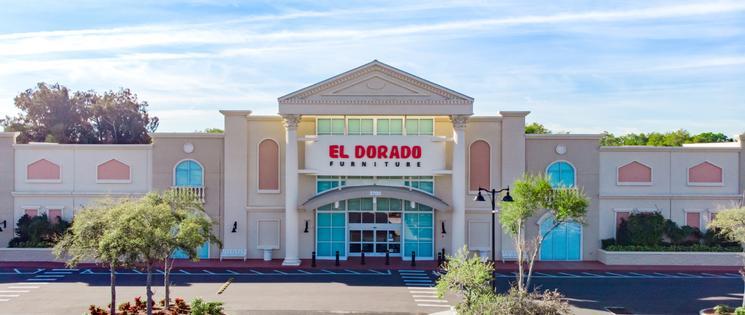 There are currently 14 el dorado furniture showrooms and 3 outlet. El Dorado Furniture - St. Petersburg Boulevard   El Dorado ...