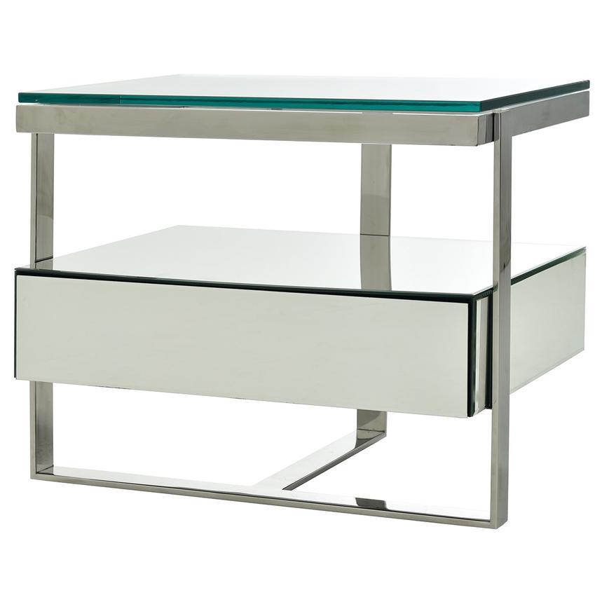 Calypso Mirror Side Table El Dorado Furniture