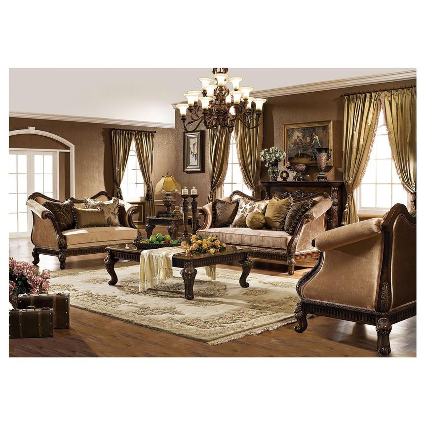 We've done the shopping for you this year. Venice Living Room Set | El Dorado Furniture