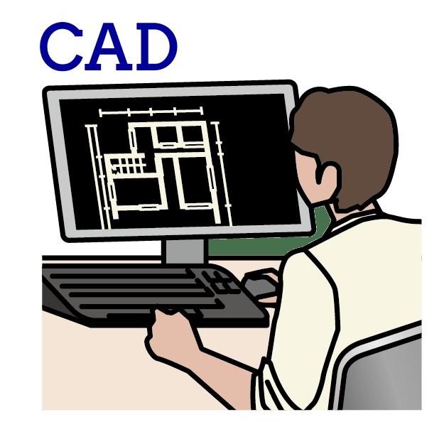 CADオペレーター 在宅