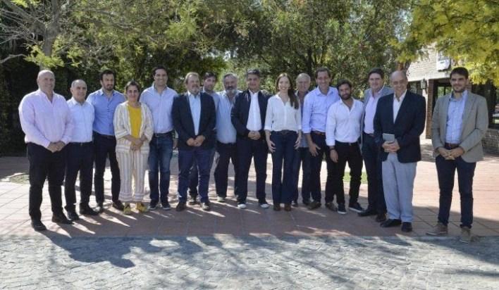 Encabezados por la gobernadora María Eugenia Vidal, acordaronreclamar los mismos espacios que hoy ocupa la oposición.