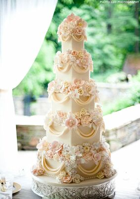 50 Best Wedding Cake Bakeries In America Slideshow