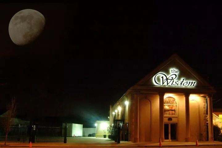The Wisdom Reception Venues New Orleans La