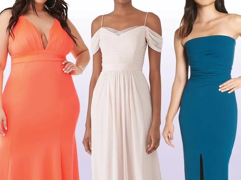 55 Affordable Bridesmaid Dresses That Don't Look Cheap
