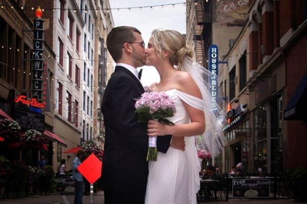 Wedding Photographer Near Akron Ohio