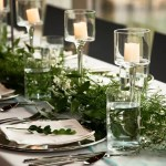 The Best Candle Centerpieces Wedding Decor Ideas