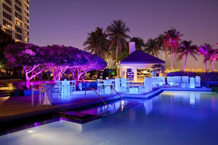 Hilton Miami Airport Hotel Blue Lagoon Miami FL