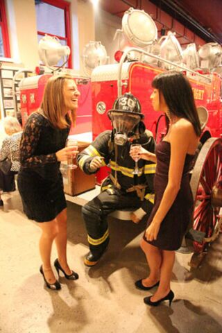 New York City Fire Museum New York NY