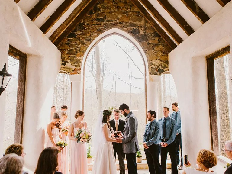 Should You Invite Your Officiant To The Wedding Reception?
