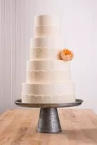 Wedding Cake Bakeries in Lancaster  PA   The Knot The Baker s Table at Cork Factory Hotel
