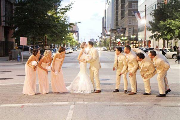 Bride And Groom Dancing In Villa Courtyard At Madera Estates Outdoor Wedding Venues Near Houston Tx