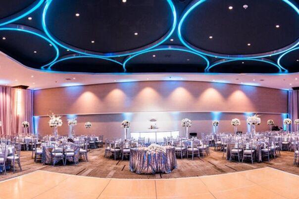Los Angeles Bonaventure Hotel Chinese Wedding Photography With Jennifer And Jason