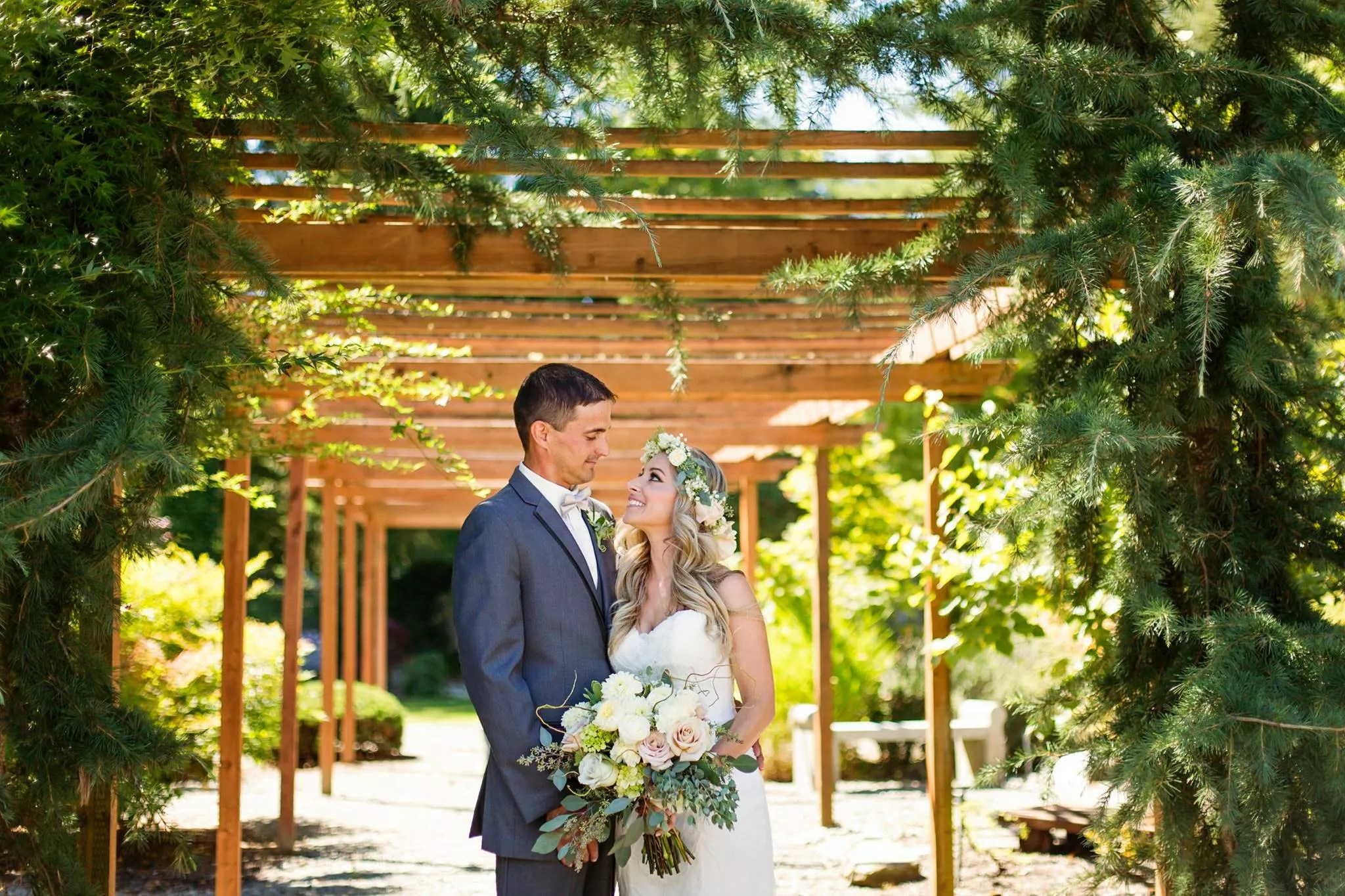 Rock Creek Gardens Wedding Venue Puyallup WA