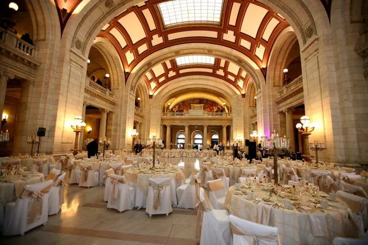 The Old Courthouse Reception Venues Cleveland Oh