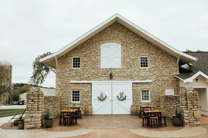 Mayowood Stone Barn Reception Venues Rochester Mn