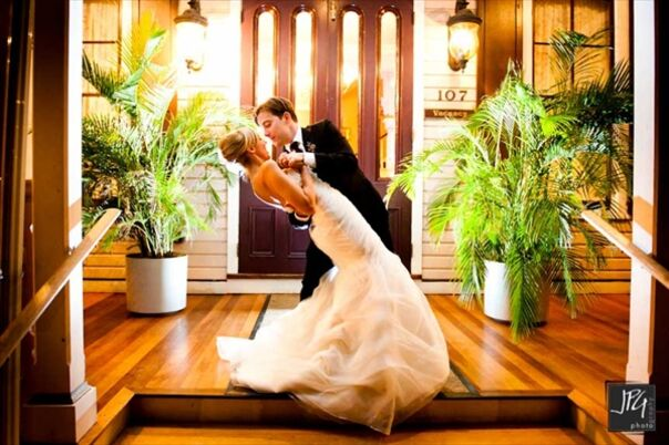 Wedding Reception Venues In Cape May NJ The Knot