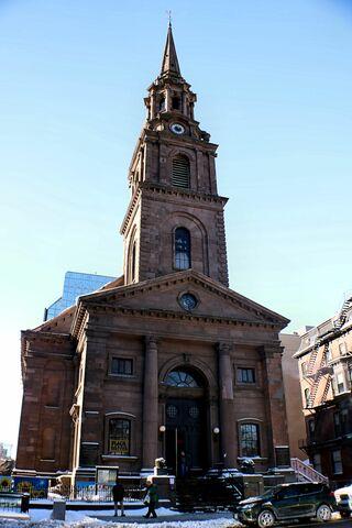 Arlington Street Church Boston Ma