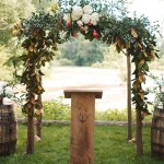 25 Wonderful Wedding Arbors That Will Impress