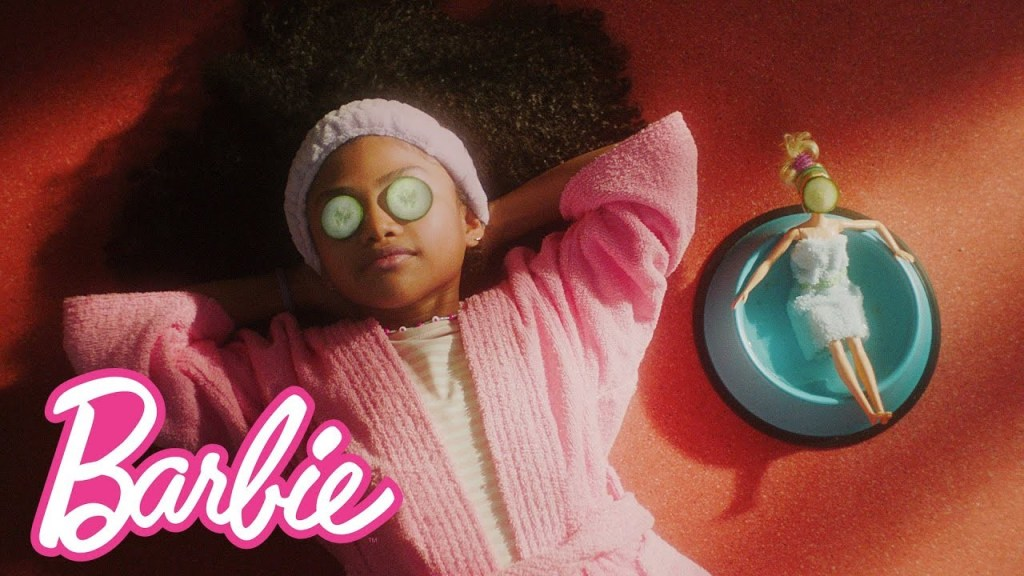 Barbie dolls made of ocean plastic waste to inspire kids to go green