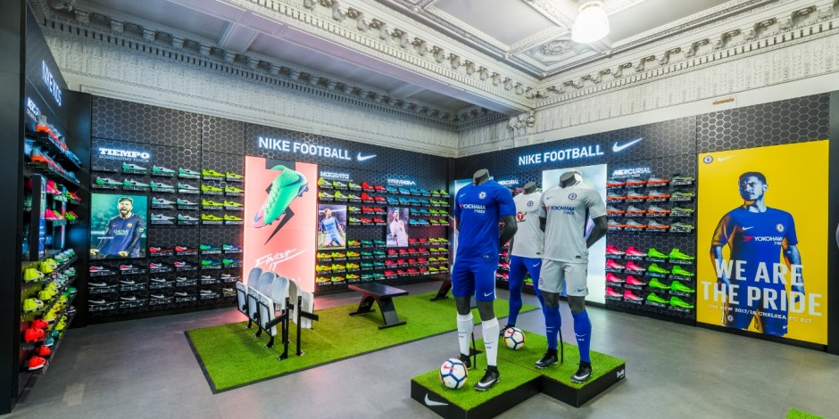 Sports Direct Positions Itself As The Home Of Football