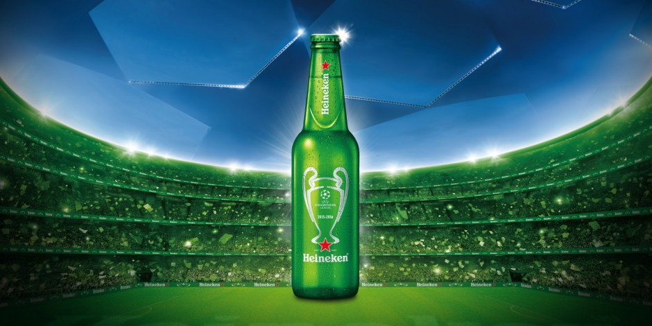 Heineken Deepens Its Ties With The Uefa Champions League