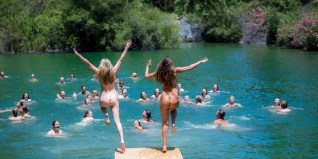 Image result for skinny dipping