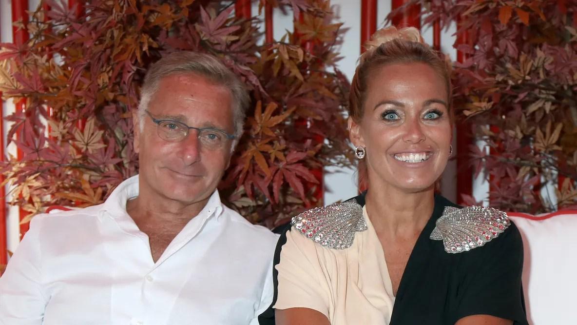 Paolo Bonolis e Sonia Bruganelli, quando una coppia sa prendersi in giro