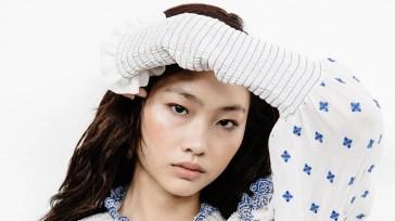 HoYeon Jung, i segreti del beauty look della protagonista di «Squid Game»