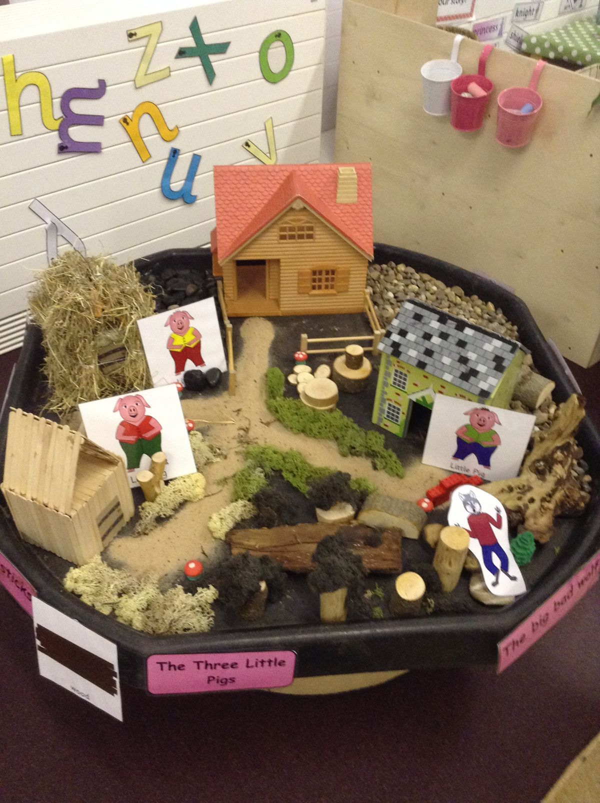 Images About Story The Three Little Pigs