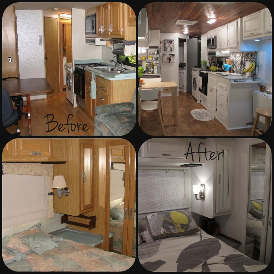 Decorating a small mobile home living room - Deco mobil home ...