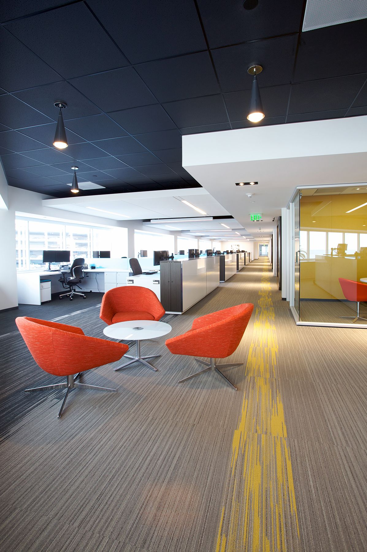 rubbermaid s design center in kalamazoo is surprisingly on commercial office space paint colors id=19541