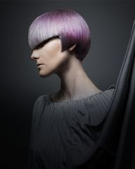 NAHA 2013 Finalist: Haircolor Robert Banyaga Photographer: Babak