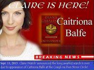CATRIONA GREW UP SPEAKING GAELIG!!!