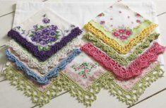 lace edgings crochet