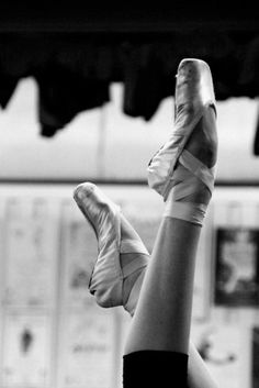 Pointe shoes <3