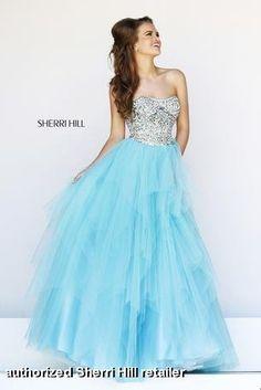 Sherri Hill Prom Dress 11085  #sherrihill #prom2014 #promdresses prom dresses prom dresses