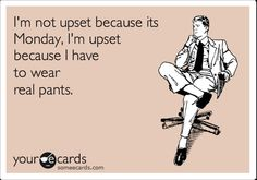 Scrub pants humor