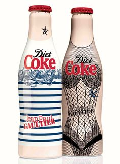 Jean Paul Gaultier Diet Coke Bottle
